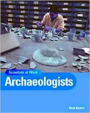 Archaeologists book cover image