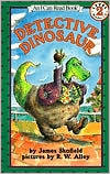 Detective_Dinosaur cover image