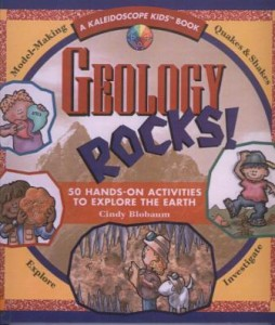 Geology_Rocks book cover image