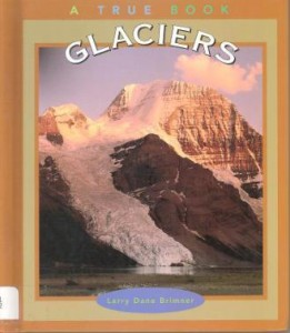 Glaciers_Brimmer book cover image