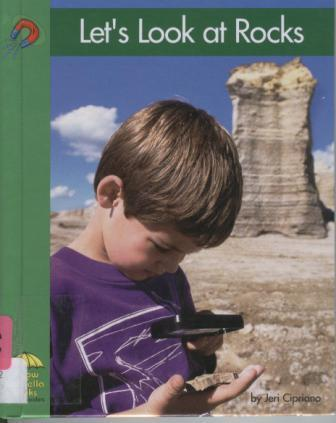 Lets_Look_At_Rocks_book cover image
