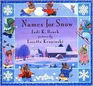 Names_for_Snow book cover image