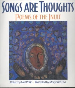 Songs_Are_Thoughts book cover title