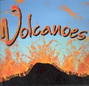 Volcanoes_Branley book cover image