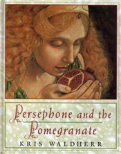 persephone and the pomegranite book cover image
