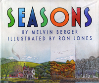 seasons book cover image