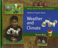 Hands on projects weather_and_climate book cover image