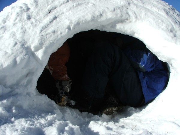 Snow Shelters And Long Underwear Project Based Polar